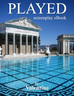 PLAYED screenplay eBook